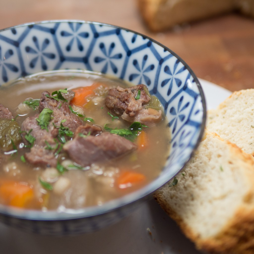 Unconventional Irish Stew
