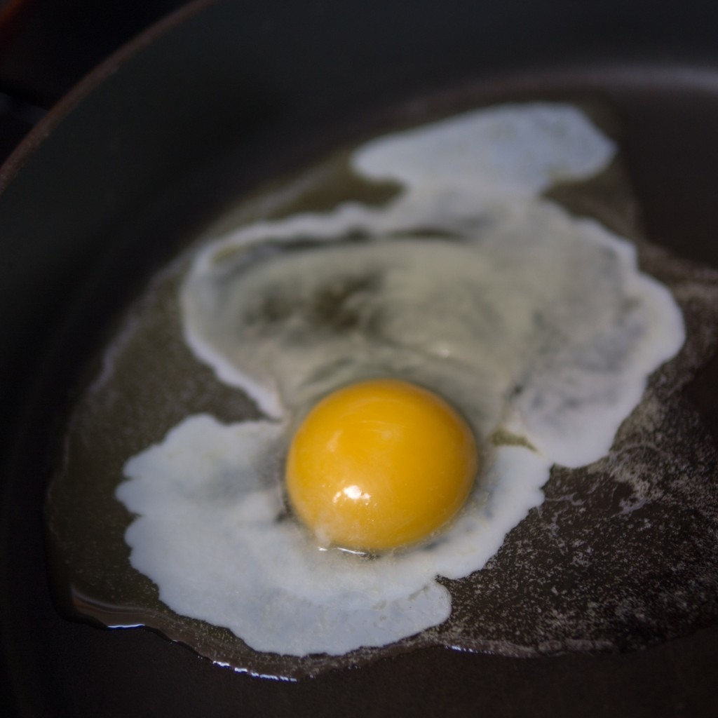how to cook turkey eggs