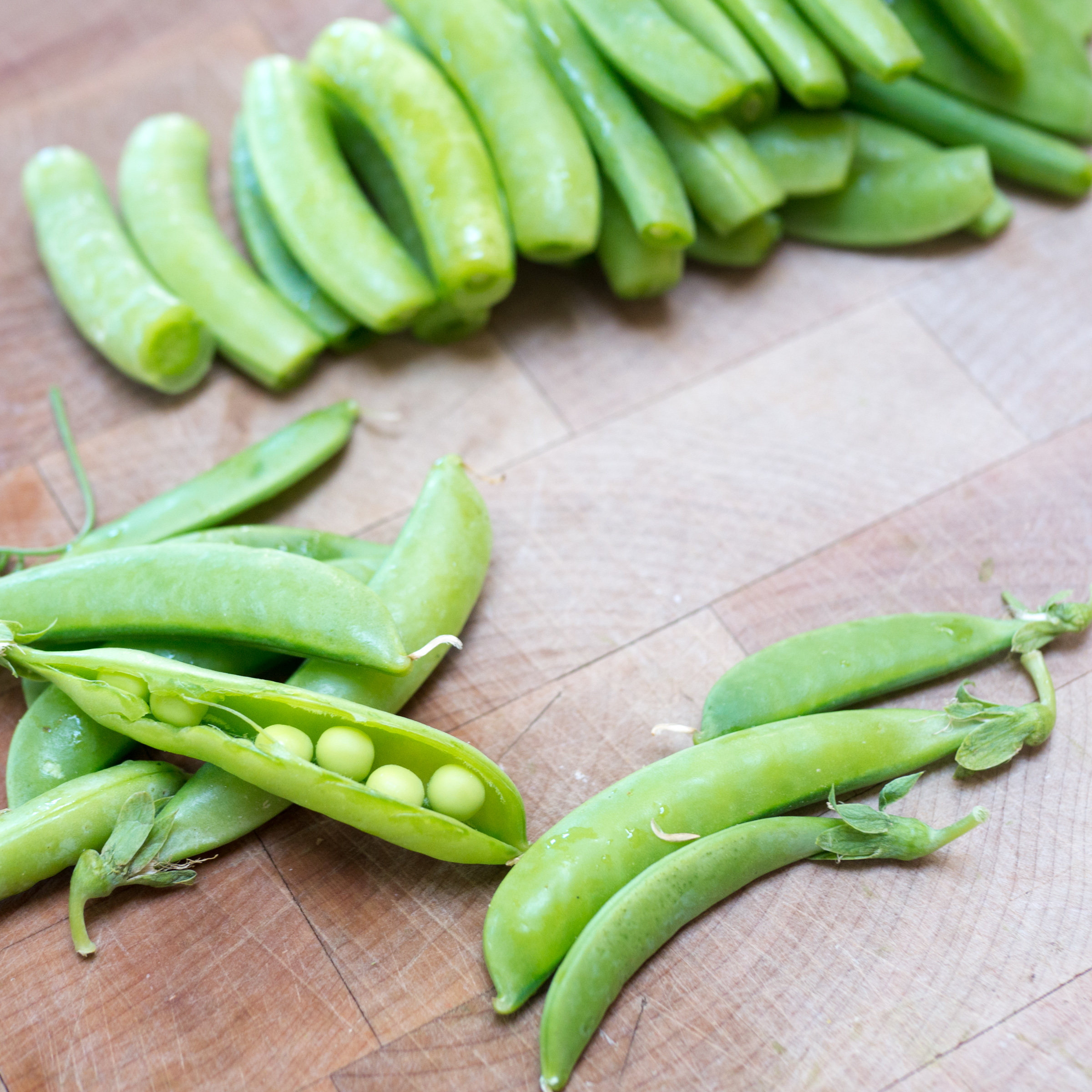 How To Cook Baby Corn And Sugar Snap Peas